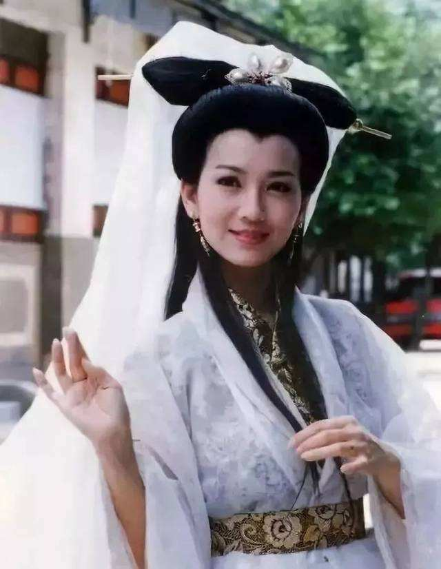 赵雅芝 祝福视频录制